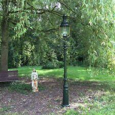 Gartenlampe für den Außenbereich, Außenbeleuchtung, Hoflampe 250cm