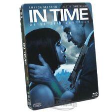 In Time - Deine Zeit läuft ab [Steelbook] [Blu-ray] NEU / sealed