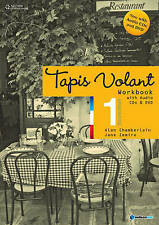 Tapis Volant 1 Workbook Revised: With Audio Cds and DVD by Alan Chamberlain,...