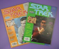Star Trek Trident Comics 1992 - Issue 5 & 8