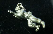 silver soldier charm