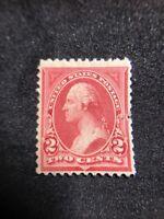 us stamps scott 249 MNH OG Centered Vibrant