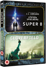 CLOVERFIELD / SUPER 8 - DVD - REGION 2 UK