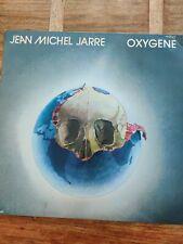 JEAN-MICHEL JARRE - Oxygène - LP / 33T