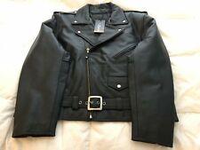 RARE Edition Gibson Custom Shop Slash Leather Jacket Size X-Large NEW w/Tags