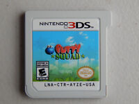 Putty Squad Game Cartridge! Nintendo 3DS