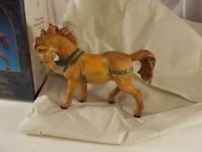 "Fontanini Nativity 5"" Brown Horse Roman New In Box 72547"