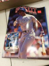 Beckett Baseball Magazine Monthly Price Guide Greg Maddux May 1993