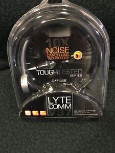 Cellular Innovations Lyte Comm-Bluetooth Headset HFBLU-BM737- Cell-Black free SH