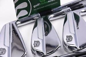 Wilson Staff Model Blade Irons / 5-PW / Stiff Flex KBS S-Taper Lite  / WIIMOD004