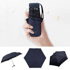 Anti UV Sun Umbrella Lightweight Parasol Portable Folding Mini Rain Umbrella