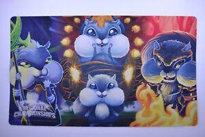 MTG Playmat SCG Star City Games Regional Championship - Squirrel Collection