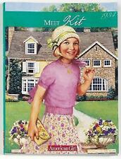 American Girl Meet Kit (1934; #1) by Valerie Tripp (2000 softcover)