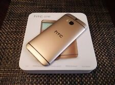 HTC One M8 -16gb- Amber Gold (UNLOCKED) Smartphone - BOXED