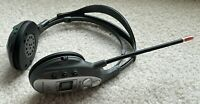 Sony SRF-HM33 Walkman Headset Headphones AM FM Portable Radio Needs Ear Pads