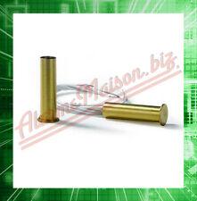AS10 Contact magnétique en laiton pour le montage à encastré - IP65 Contact Reed