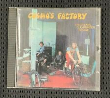CREEDENCE CLEARWATER REVIVAL - COSMO'S FACTORY FIRST PRESS 24Kt GOLD VGC RARE
