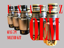 New 6f35 Valve Body Solenoid Set (OEM Branded) 09up Ford Escape Ford Taurus