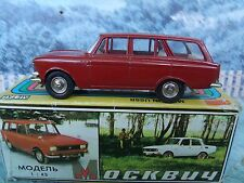 1/43 USSR Tantal (Russia) Moskvitch 426