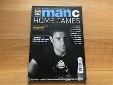 Revista Magazine MANC Manchester City Football Club - December 2011 - English
