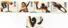 GB Stamps SG1930-1934, 1996 Olympic and Paralympic Games Complete set