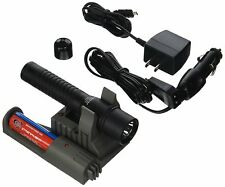 Streamlight 74353 Strion C4 LED Recargable Linterna con / PIGGYBACK, negro