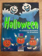 Halloween Bastelbuch