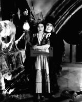 "LON CHANEY & MARCELINE DAY ""LONDON AFTER MIDNIGHT"" 8X10 PUBLICITY PHOTO (ZZ-877)"