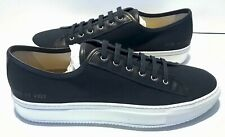 COMMON PROJECTS TOURNAMENT LOW IN CANVAS NAVY- NEW -  EU42 & 43 (UK 8 &9)