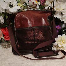 EUC The Sak Iris Leather Crossbody