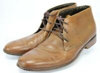 Cole Haan Nik Air Pebbled $350 Men's Oxford Dress Shoes Size 11.5 Brown