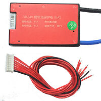 24V 7S 40A 18650 Li-ion Lipolymer Battery BMS PCB PCM for Ebike Ebicycle DIY