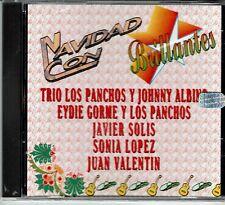 Navidad con Brllantes  Los Panchos-Eydie Gorme y Otros   BRAND  NEW SEALED  CD