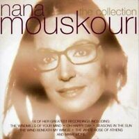 NANA MOUSKOURI The Collection CD BRAND NEW Spectrum Best Of