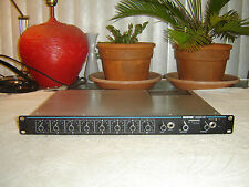 Shure Ams8100, 8 Channel Mixer, Vintage Rack