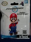 K'NEX MARIOKART Mario Building Set 38026 NIP