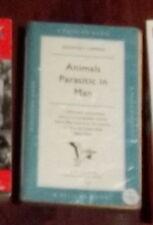 Animals Parasitic in Man Geoffrey Lapage