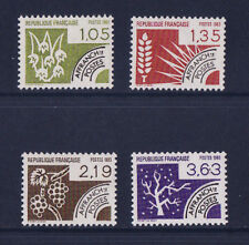 timbre France préoblitéré  les 4 saisons  n° 178/81  **