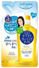 From Japan Kose Softymo Speedy White Cleansing Oil 200ml Refill