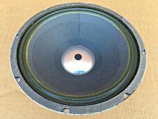 """Vintage 12"""" CTS 12E18L Speaker 80-7k Hz- 60W  loudspeaker guitar organ NOS"""