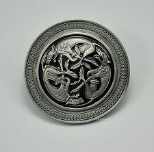 Celtes moyen-âge Conception CHIENS ART boucle de ceinture Celtique 314