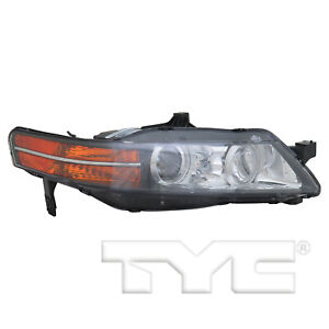Headlight Front Lamp for 07-08 Acura TL (Base/Navi) HID Right Passenger