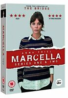 Marcella - Series 1 and 2 Box Set [DVD][Region 2]