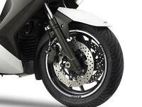 STRISCE ADESIVE per CERCHI compatibili per YAMAHA X MAX scooter XMAX 125-250