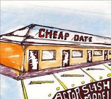 ACTOR SLASH MODEL - CHEAP DATE - CD, 2007