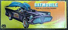 VINTAGE 1970'S MEGO BOXED BATMAN BATMOBILE! COMPLETE!