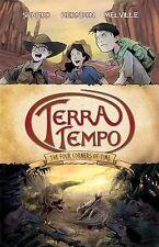 Terra Tempo, Vol. 2: The Four Corners of Time by Shapiro, David R.