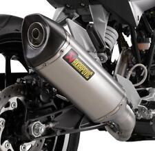 KTM AKRAPOVIC SLIP ON RACE SILENCER 90805979044 13-16 390 DUKE RC390