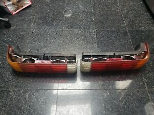 Mercedes 380sl tail light assembly left and right complete r107 450sl 560sl