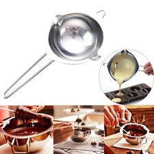 Melting Pot Pan Chocolate Cheese Caramel Butter Wax Melting Stainless Steel UK